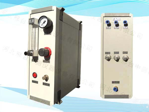 可燃气体报警仪检定装置